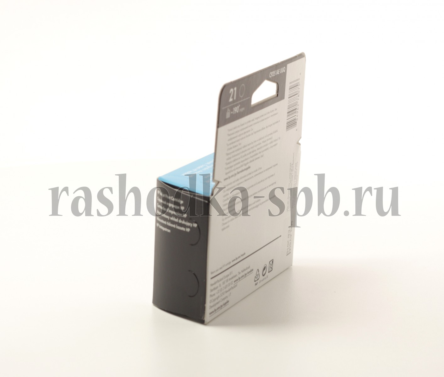 Купить C9351AE картридж HP 21 C9351AE (black), фото 2